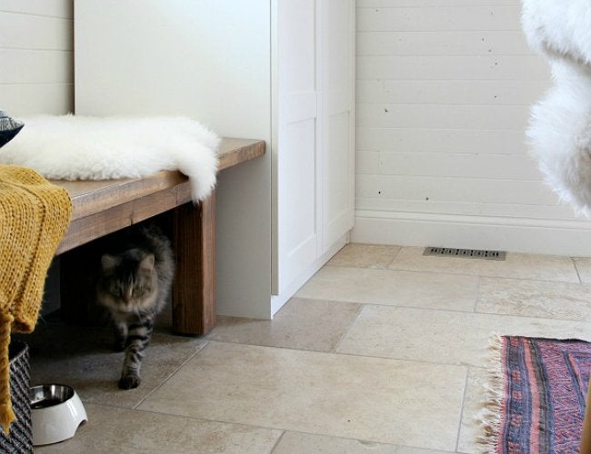 DIY Hidden Litterbox
