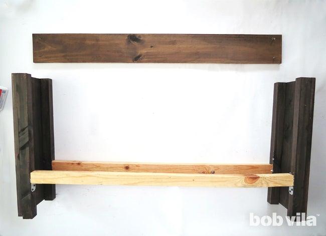 DIY Planter Box - Step 4