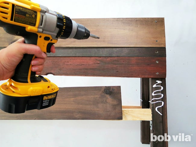 DIY Planter Box - Step 5