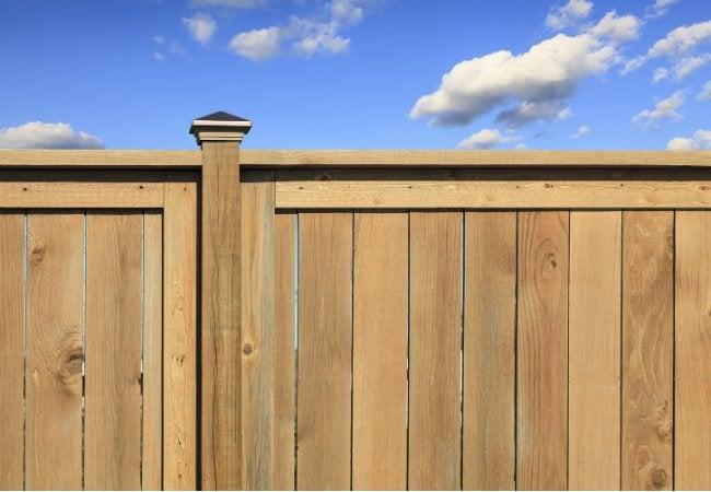Fence Types - Cedar