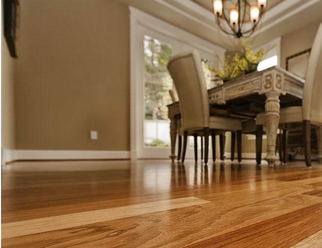 Installing New Hardwood Floors with the Help of a Trim Puller