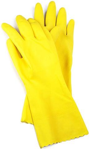 deck cleaner safety gloves