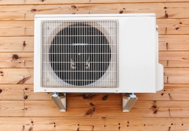 How to Install a Mini-Split - Outdoor Unit Detail