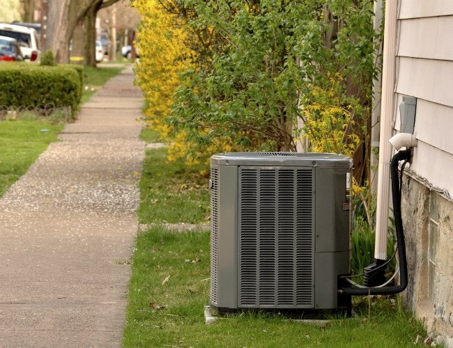 How to Clean AC Coils on a Whole-House Unit