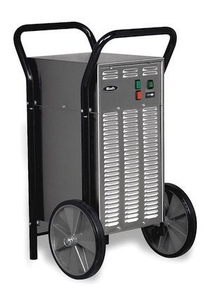 Types of Dehumidifiers - Portable Unit