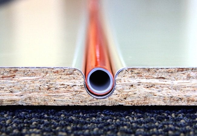 How to Choose a Radiant Heat System - Retrofitting