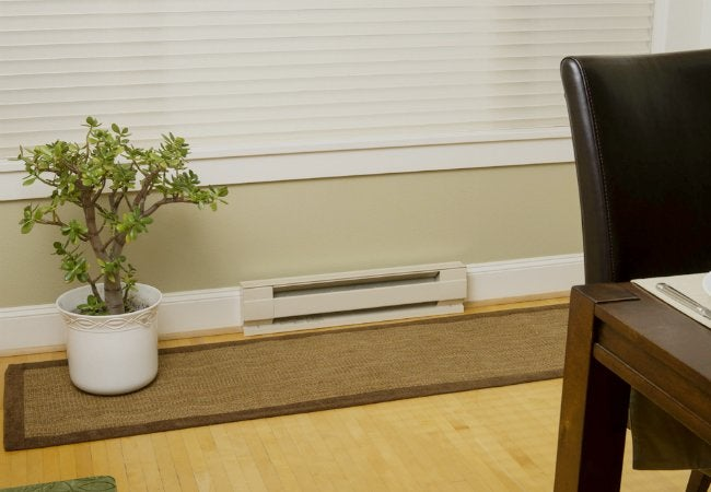 Baseboard Heating - Cadet Electric Baseboard Heater from SupplyHouse.com