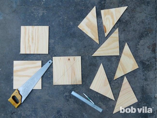 DIY Room Divider - Step 1