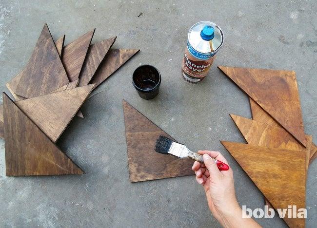 DIY Room Divider - Step 2