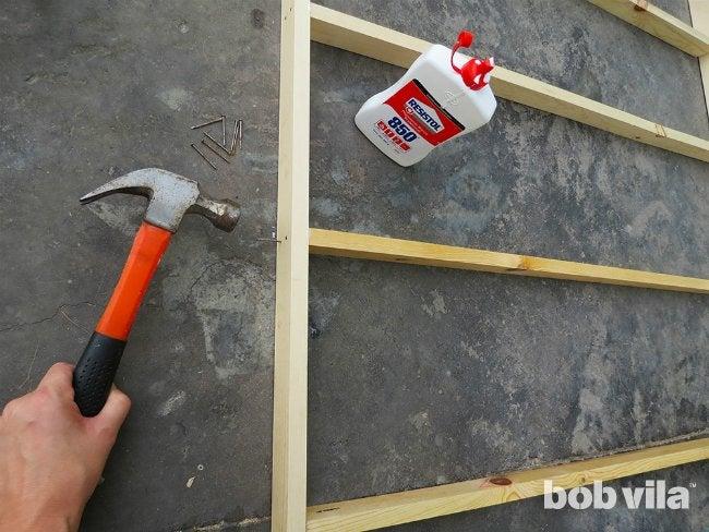 DIY Room Divider - Step 4