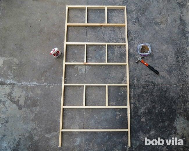 DIY Room Divider - Step 5