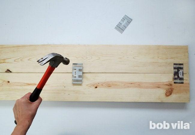 DIY Shoe Storage - Step 3