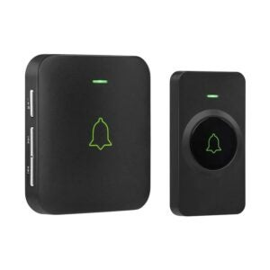 The Best Wireless Doorbell Option: AVANTEK Wireless Door Bell