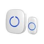 The Best Wireless Doorbell Option: SadoTech Wireless Doorbells - Model C