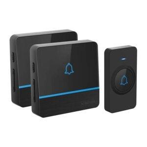 The Best Wireless Doorbell Option: X-Sense Wireless Doorbell Kit