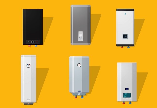 Energy Efficient Water Heaters - Different Technologies