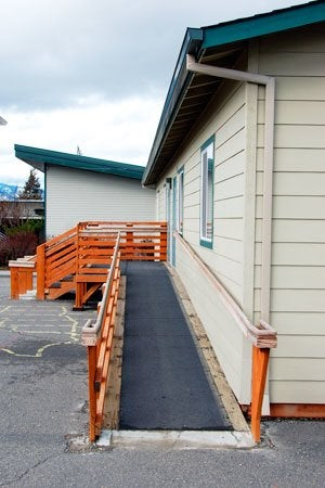 How to Build a Wheelchair Ramp
