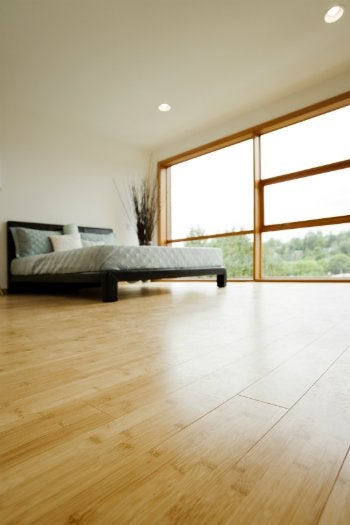 How to Clean Bamboo Flooring in the Bedroom