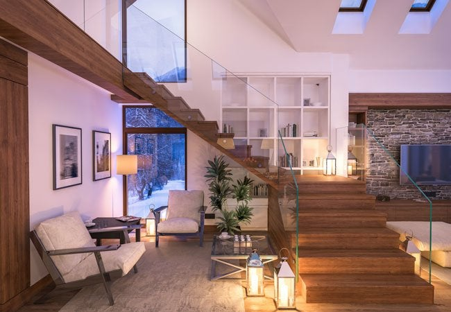Heat Rooms With High Ceilings With Radiant Heat