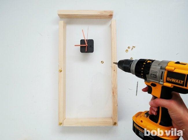 How to Make a Clock - Step 9