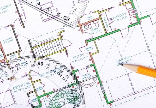 How to Choose a Mini-Split - Floor Plan Drawing