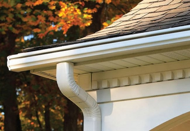 Attractive Leafguard Gutters Match Any Home Design