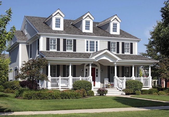 How to Choose Siding - Front View