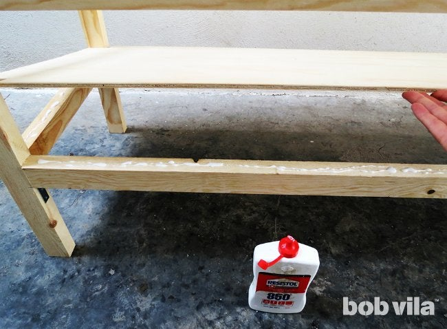 How to Build a Kitchen Island - Step 8