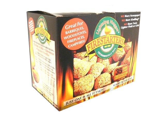 Best Fire Starter - Lightning Nuggets