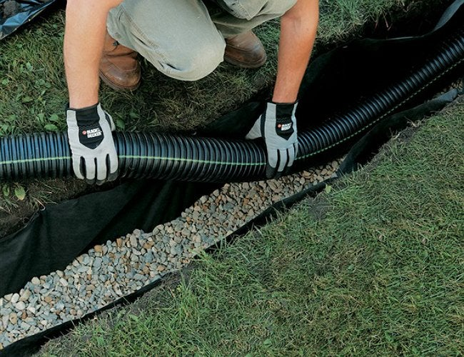 installing-french-drain