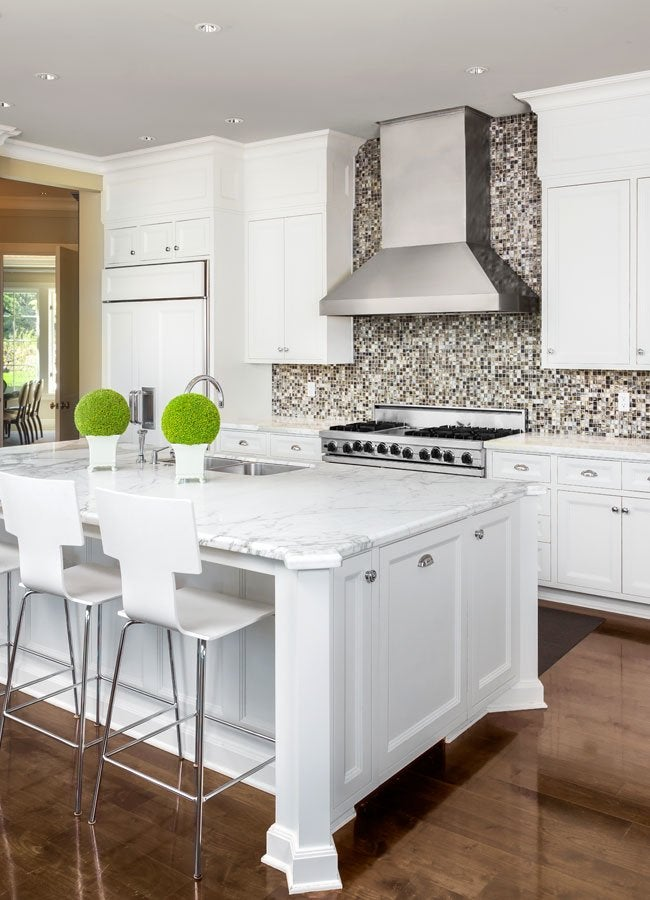 Improve Kitchen Ventilation by Maintaining Your Range Hood