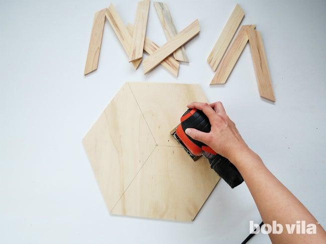 DIY Serving Tray - Step 7