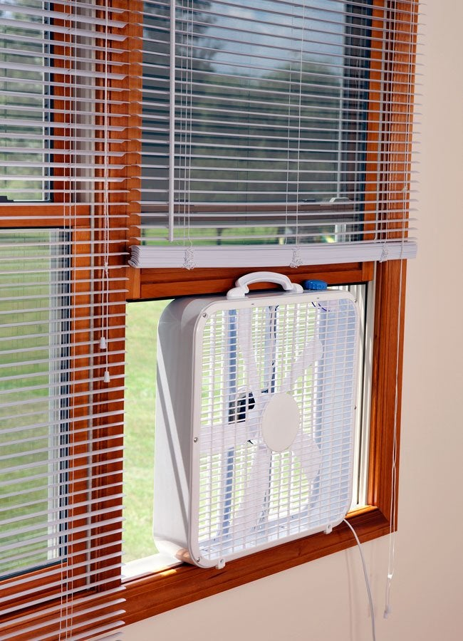 Improve Kitchen Ventilation By Using Fans Strategically