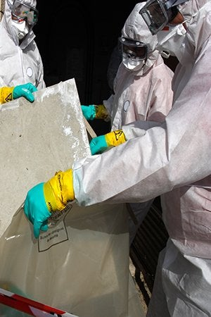 How to Test for Asbestos and Remove Health Hazards Before Demo Day
