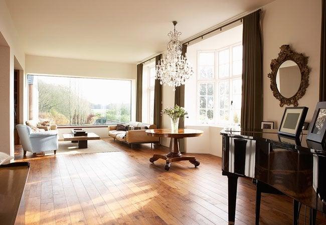 Cold Floors - Radiant Heat Solution