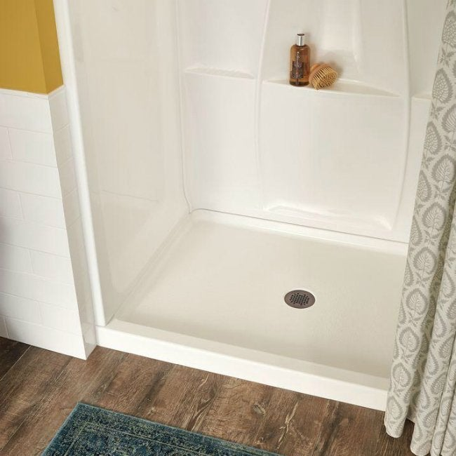 How to Install a Shower Pan - Delta from Home Depot