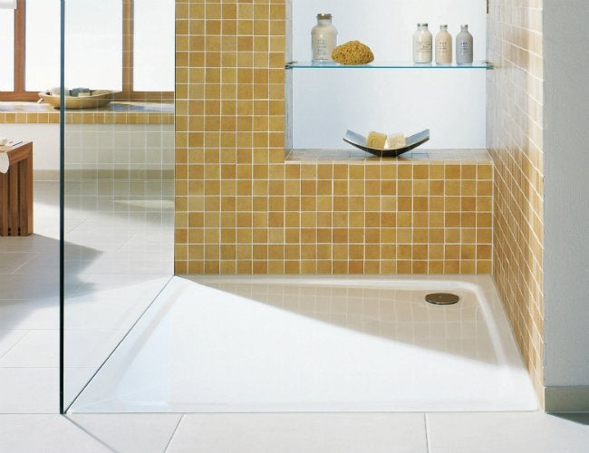 How to Install a Shower Pan - Kaldewei From Wayfair