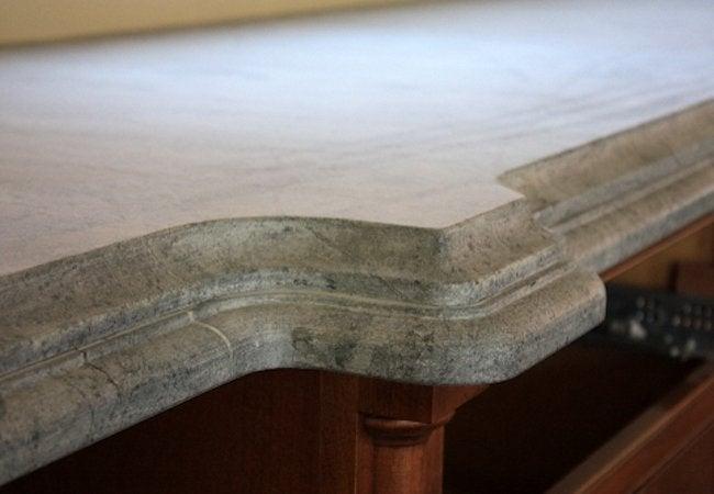 Soapstone Countertop In Kitchen