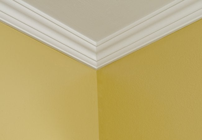 Crown Molding Materials