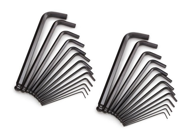 Types of Wrenches - Hex-Key Wrenches