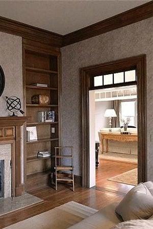 Interior Transom Windows