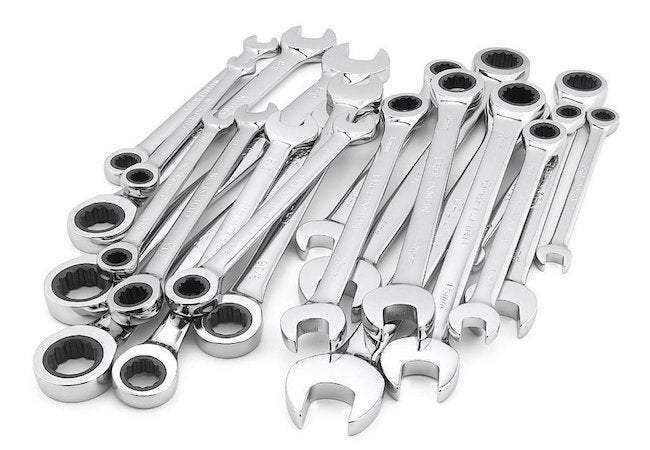 Types of Wrenches - Ratcheting Wrenches