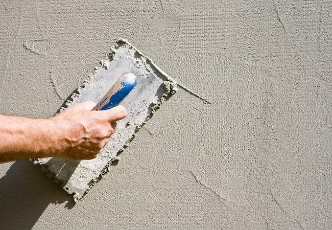 Stucco Homes - How to Apply Stucco