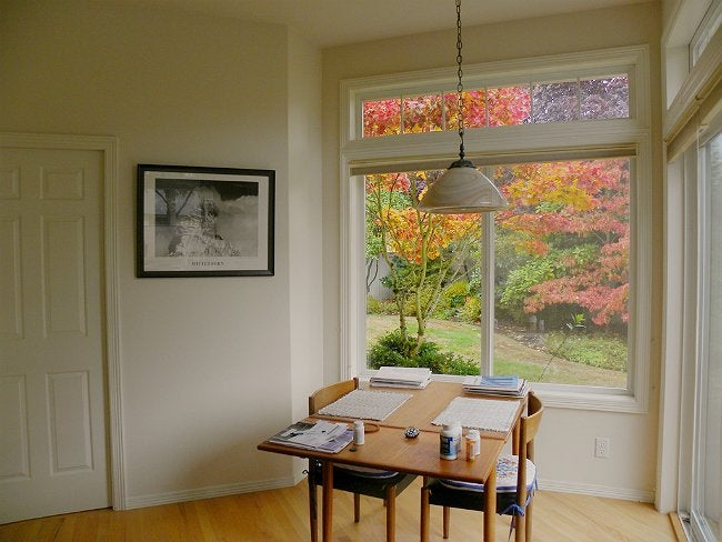 Transom Windows Offering Additional Light