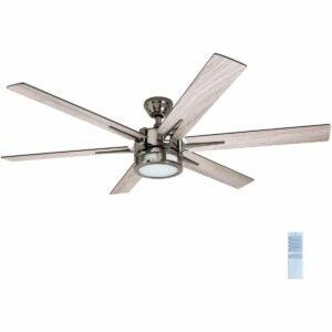 The Best Ceiling Fan Option: Honeywell Ceiling Fans Kaliza Modern LED Ceiling Fan
