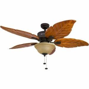 The Best Ceiling Fan Option: Honeywell Sabal Palm 52-Inch Tropical Ceiling Fan
