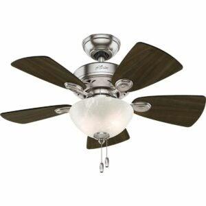 The Best Ceiling Fan Option: Hunter Fan Company Watson Indoor Ceiling Fan