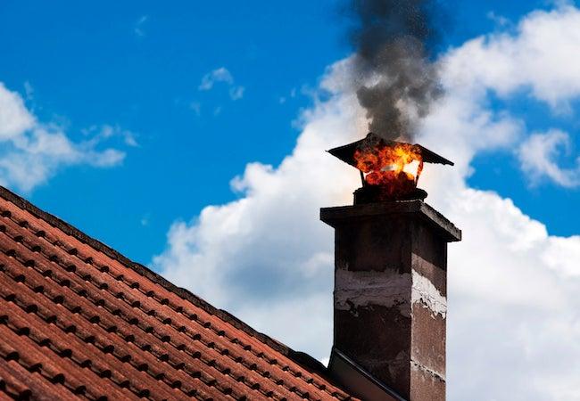 Preventing Chimney Fires