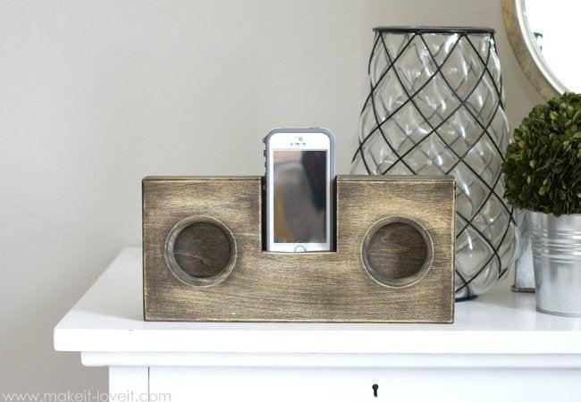 DIY Phone Speaker