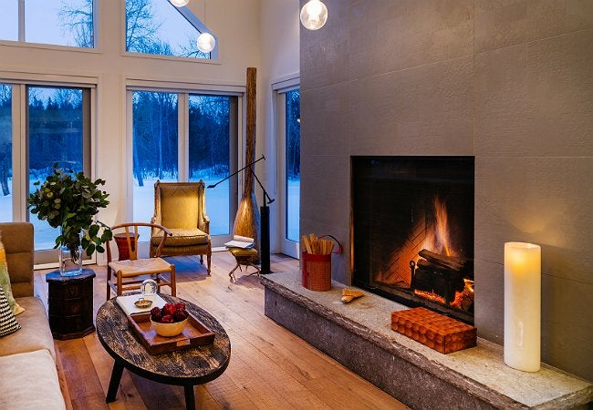 Fireplace Refacing So You Want To, How Do You Cover A Brick Fireplace With Stone